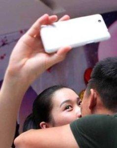 kontes ciuman terlama di china