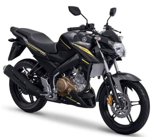 New Yamaha Vixion Advance 2016 Striking Black