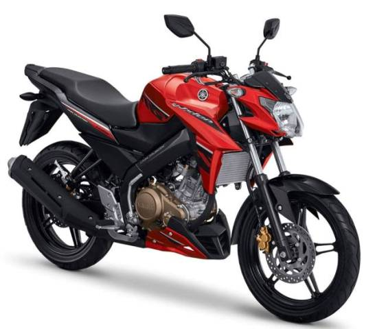 New Yamaha Vixion Advance 2016 Zeal Red