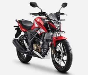 all new cb150r terbaru racing red