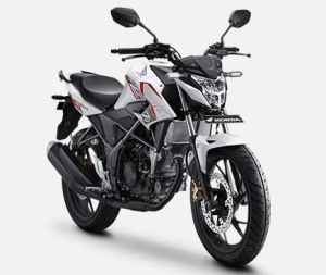 all new cb150r rapid white
