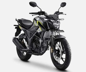all new cb150r wild black