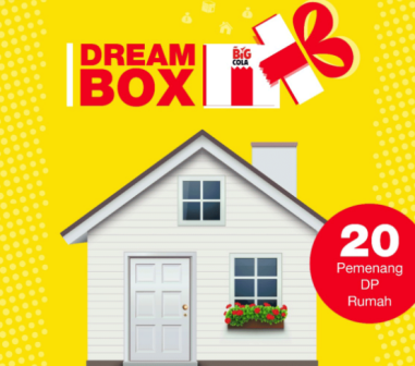 undian big cola dream box